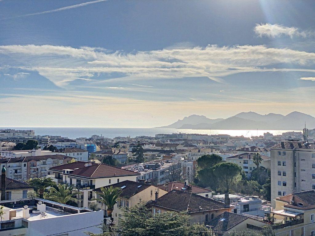 Appartement à vendre 2 58.26m2 à Cannes vignette-1