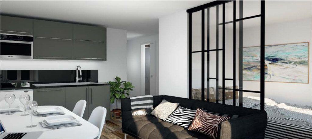 Appartement à vendre 1 21m2 à Cannes vignette-3