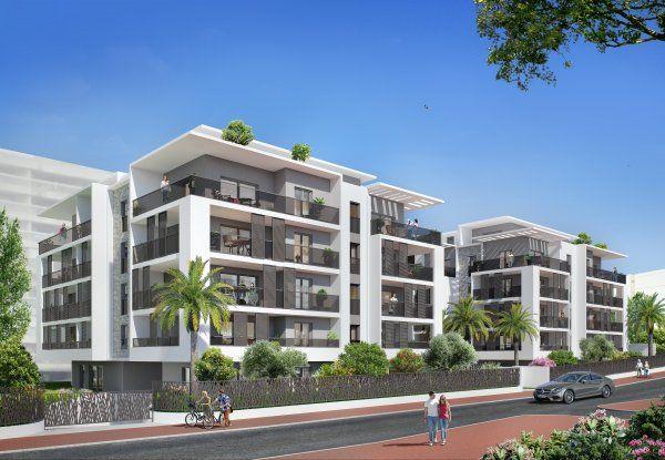 Appartement à vendre 3 65.05m2 à Le Cannet vignette-3