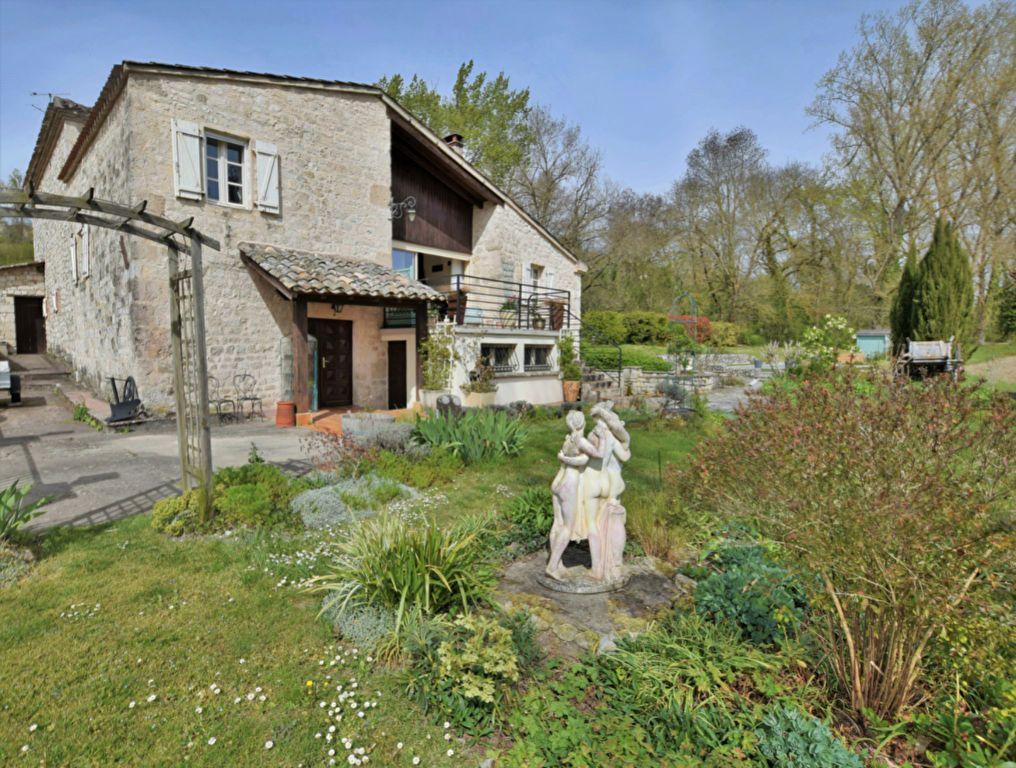 Maison à vendre 6 180m2 à Le Verdier vignette-6
