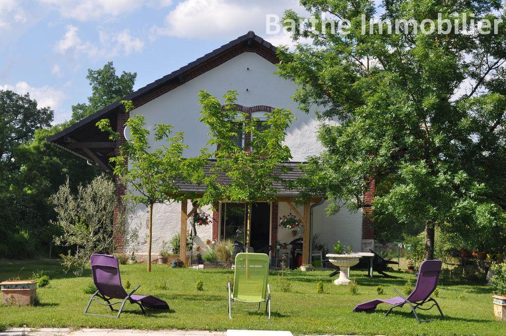 Maison à vendre 5 145m2 à Cahuzac-sur-Vère vignette-1