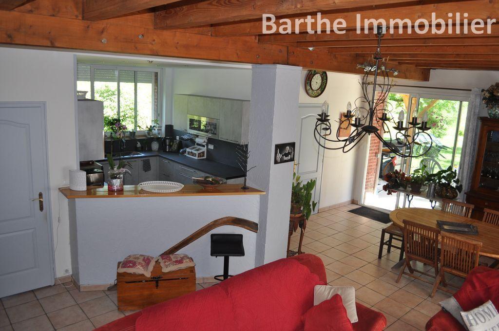 Maison à vendre 5 145m2 à Cahuzac-sur-Vère vignette-3