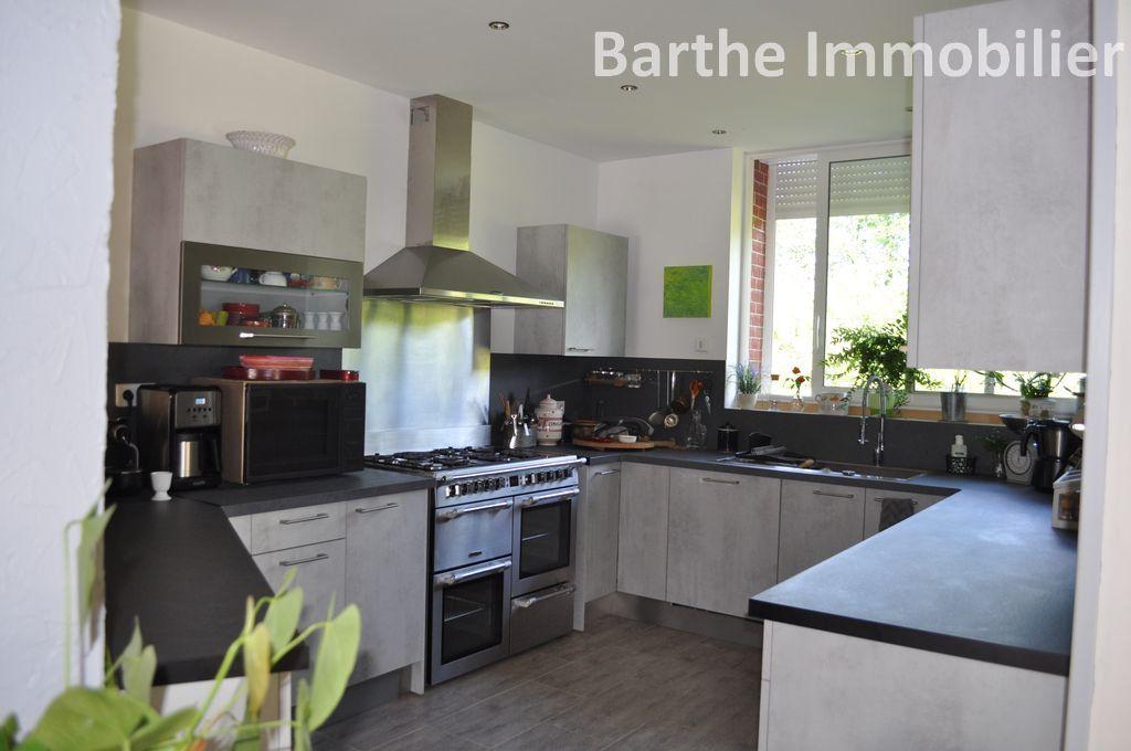 Maison à vendre 5 145m2 à Cahuzac-sur-Vère vignette-4