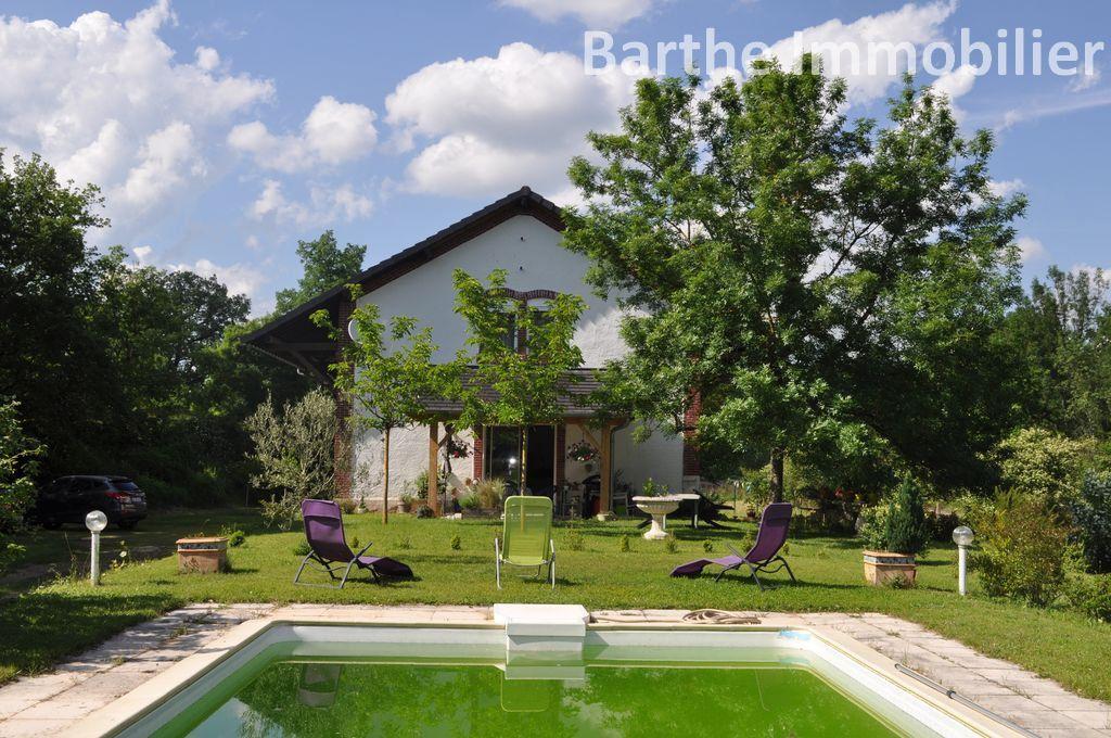 Maison à vendre 5 145m2 à Cahuzac-sur-Vère vignette-12