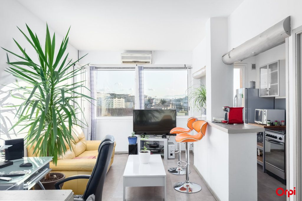Appartement à vendre 3 52m2 à Marseille 14 vignette-1