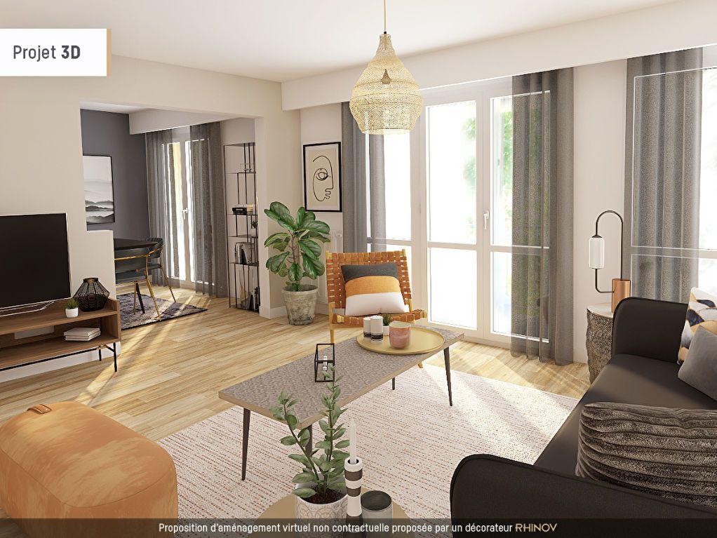Appartement à vendre 4 93m2 à Bordeaux vignette-1