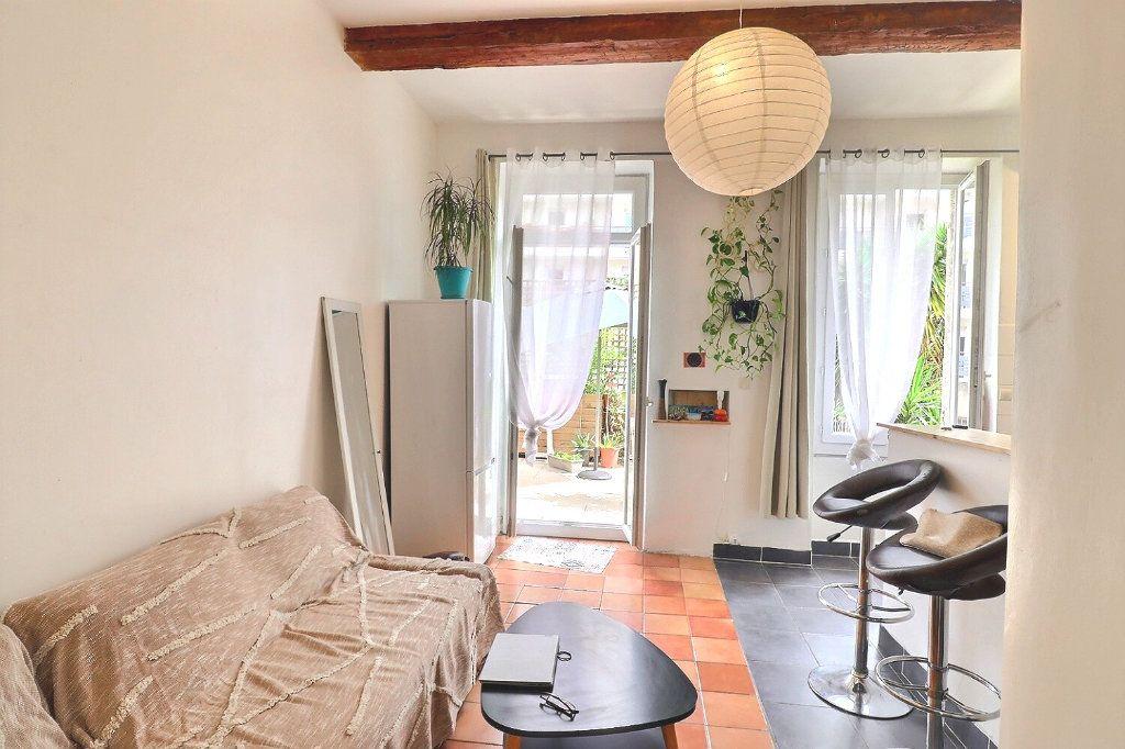 Appartement à vendre 2 39.09m2 à Marseille 5 vignette-2