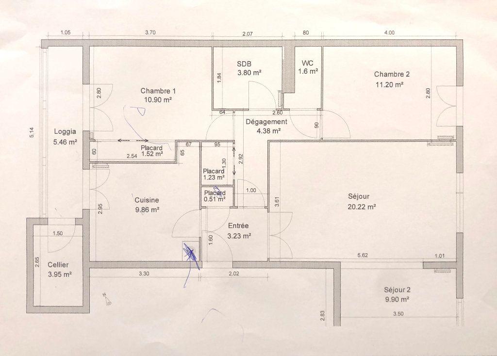 Appartement à vendre 3 78m2 à Marseille 1 vignette-9