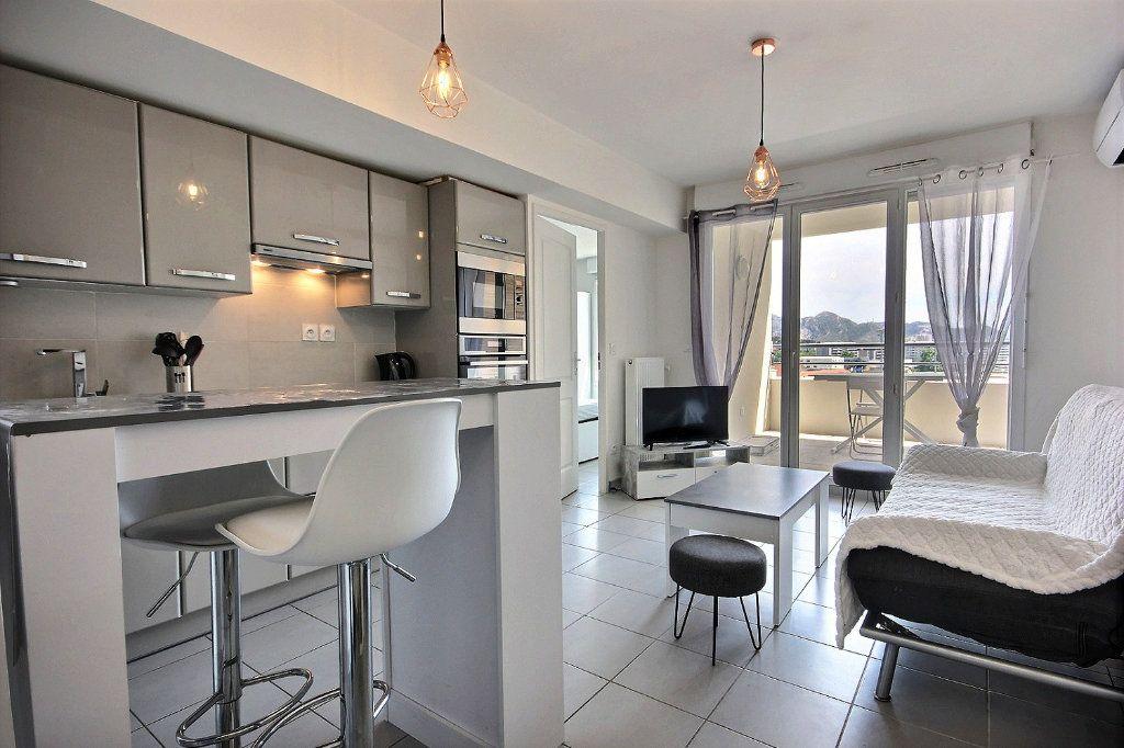 Appartement à louer 2 35.33m2 à Marseille 12 vignette-1