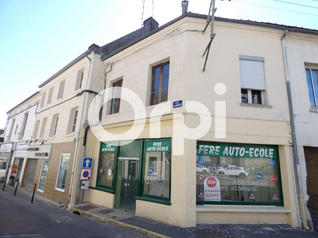 Immeuble à vendre 0 207m2 à Fère-en-Tardenois vignette-1