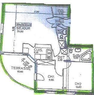 Appartement à vendre 3 70.12m2 à Istres vignette-6