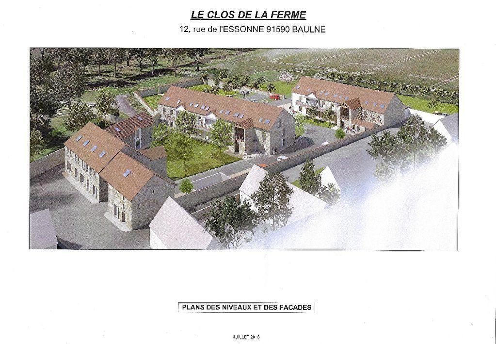 Appartement à vendre 3 63.5m2 à Baulne vignette-1