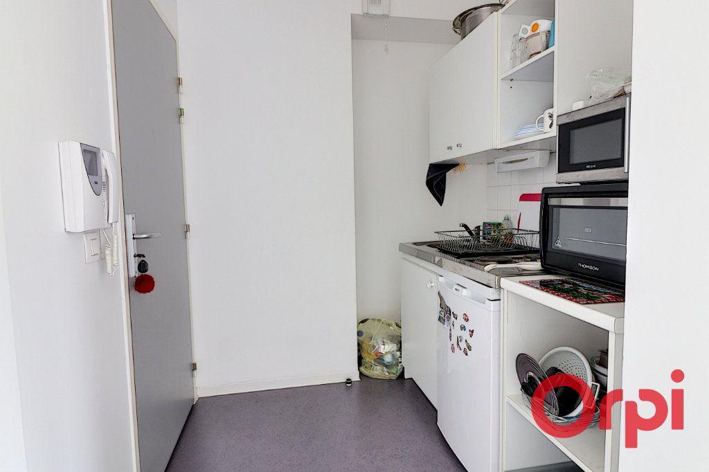 Appartement à vendre 1 21.37m2 à Nantes vignette-3