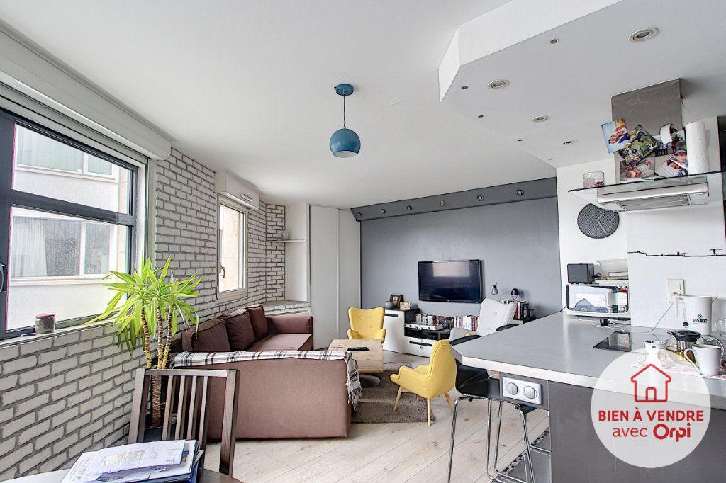 Appartement à vendre 2 47.29m2 à Nantes vignette-2
