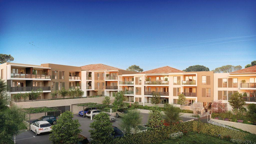 Appartement à vendre 2 46m2 à Draguignan vignette-3