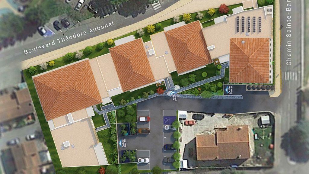 Appartement à vendre 2 44m2 à Draguignan vignette-4