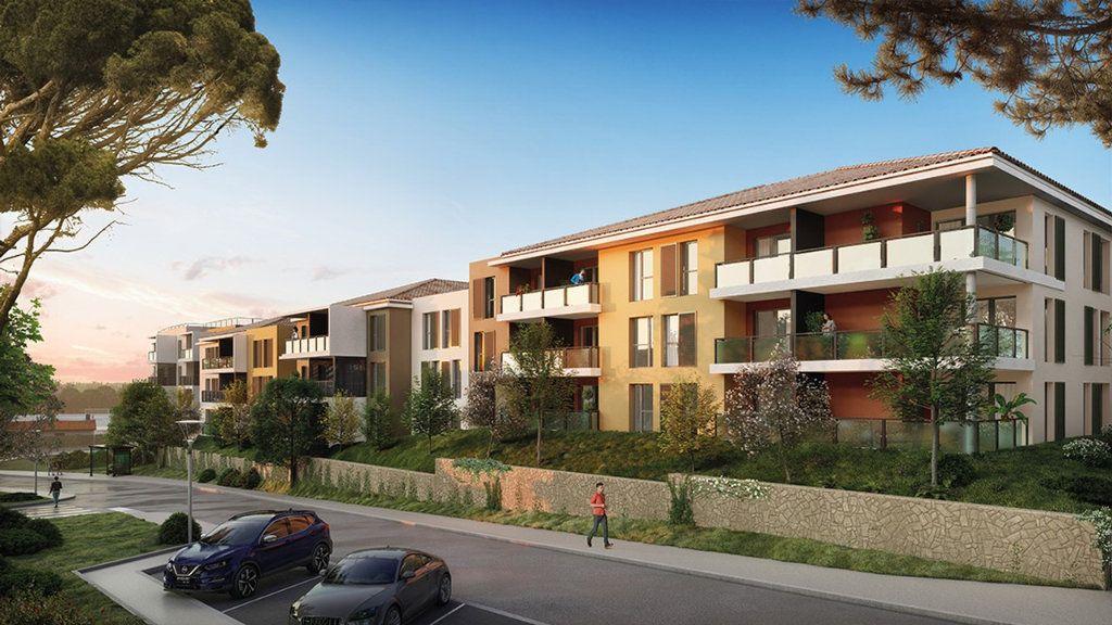 Appartement à vendre 2 45m2 à Draguignan vignette-1