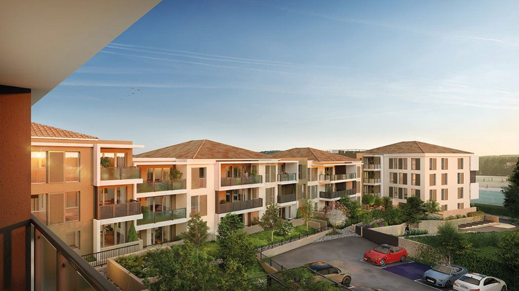 Appartement à vendre 3 66m2 à Draguignan vignette-1
