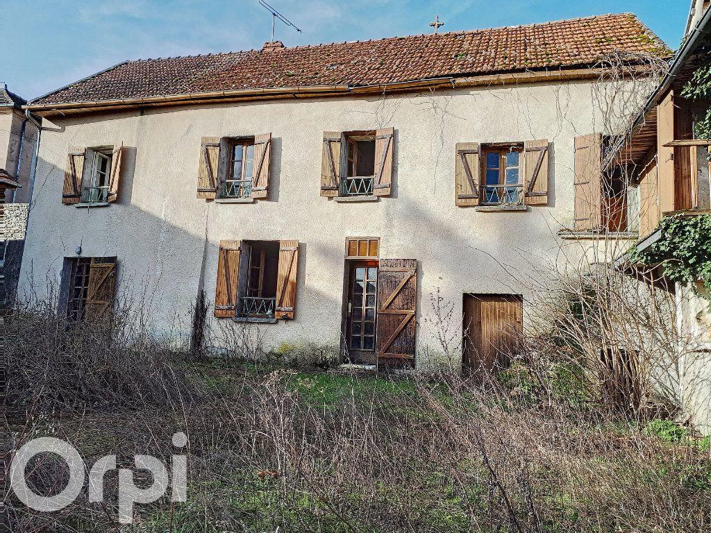 Maison à vendre 4 85m2 à Champvoisy vignette-1