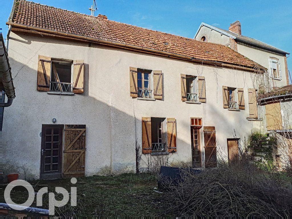 Maison à vendre 4 85m2 à Champvoisy vignette-2