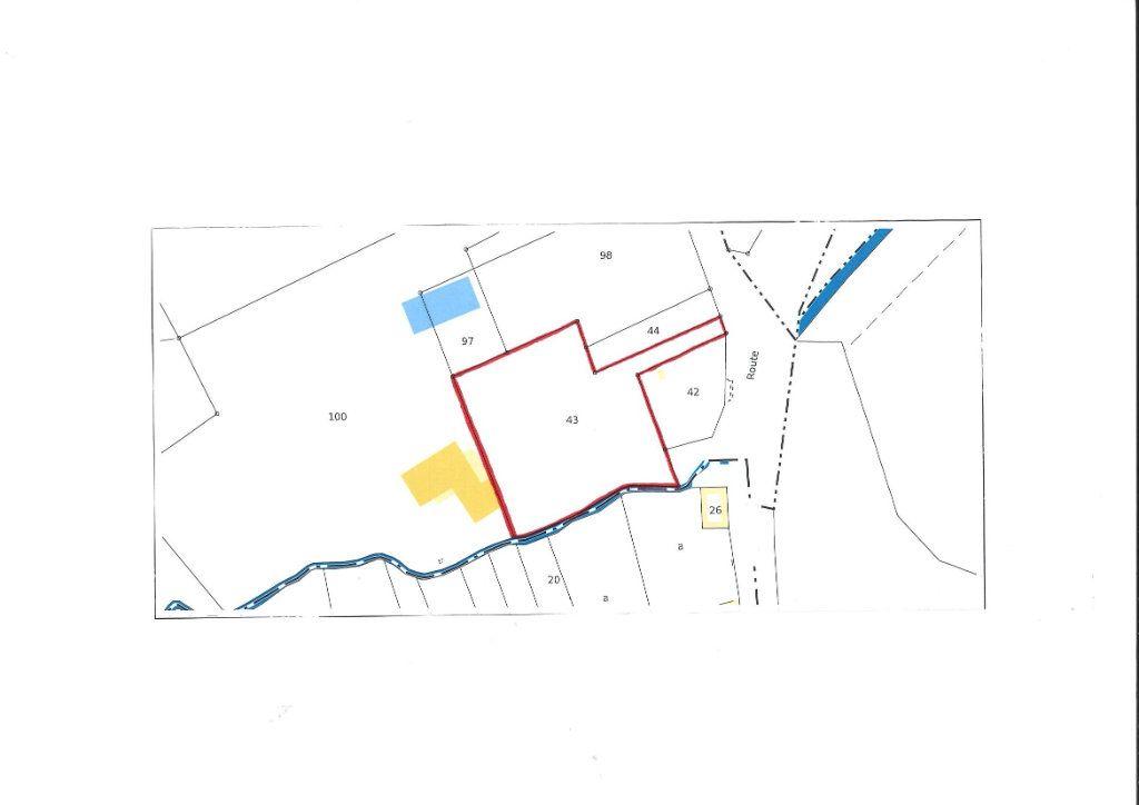 Terrain à vendre 0 2180m2 à Jaulgonne vignette-5