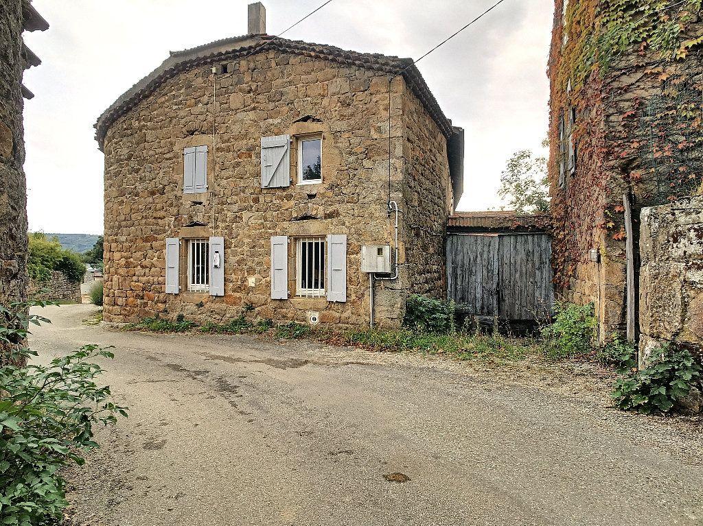 Maison à vendre 11 310m2 à Colombier-le-Vieux vignette-2
