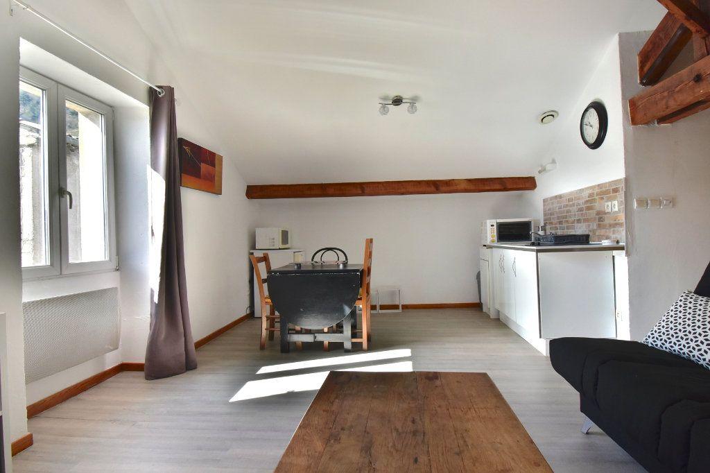 Appartement à louer 1 26.61m2 à Tournon-sur-Rhône vignette-5
