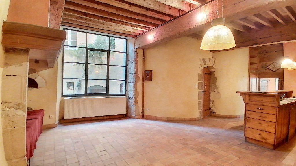 Maison à vendre 8 0m2 à Tournon-sur-Rhône vignette-1