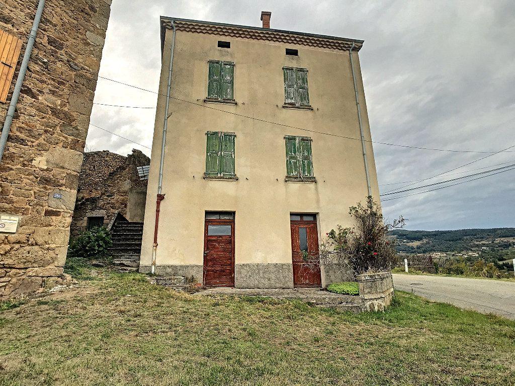 Maison à vendre 5 67m2 à Saint-Félicien vignette-1