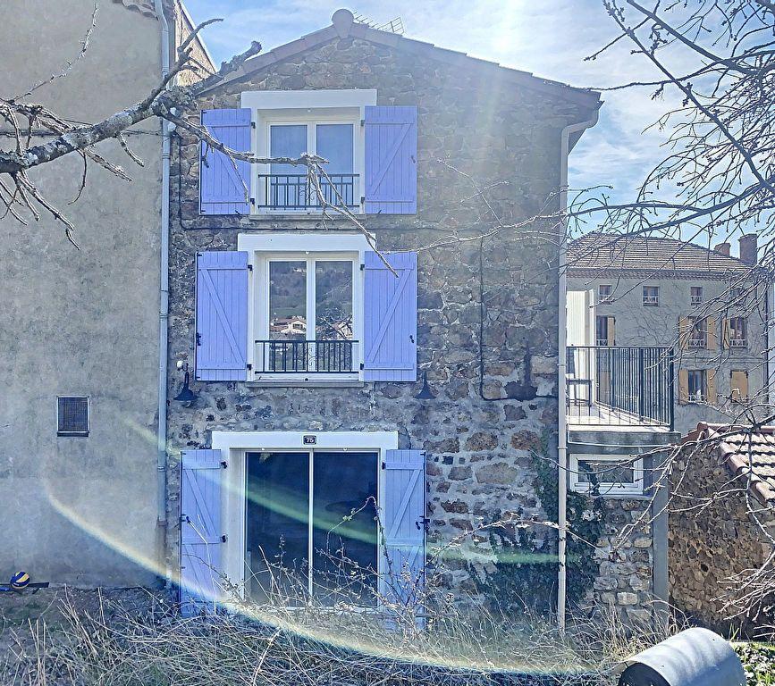 Maison à vendre 3 50m2 à Saint-Félicien vignette-8