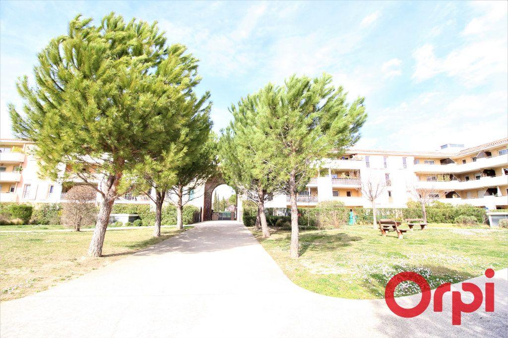 Appartement à vendre 2 36m2 à Aix-en-Provence vignette-2