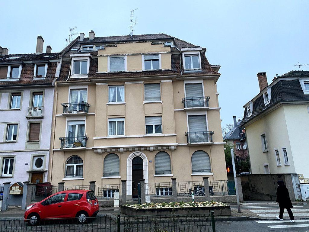 Appartement à vendre 2 58m2 à Strasbourg vignette-1
