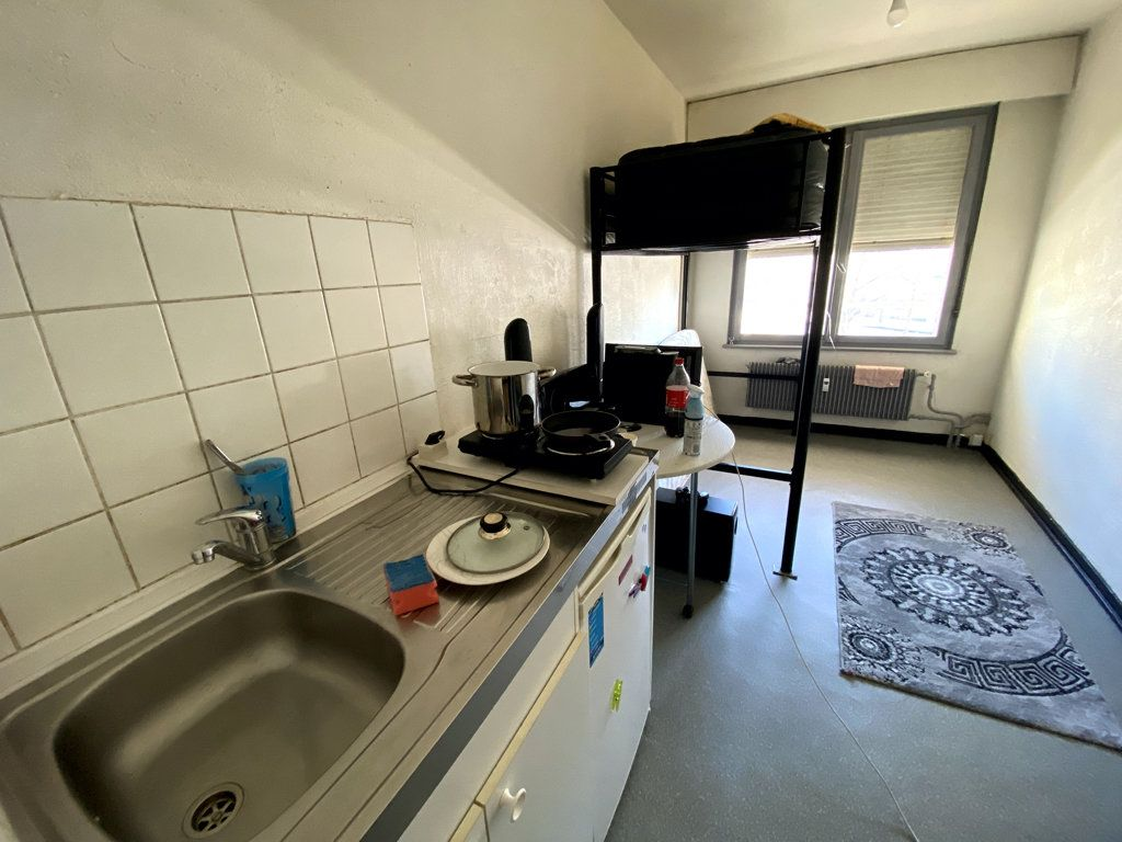 Appartement à vendre 1 12.31m2 à Strasbourg vignette-1