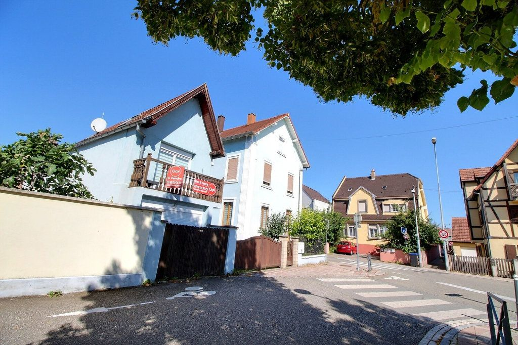 Appartement à vendre 4 92.63m2 à Souffelweyersheim vignette-1