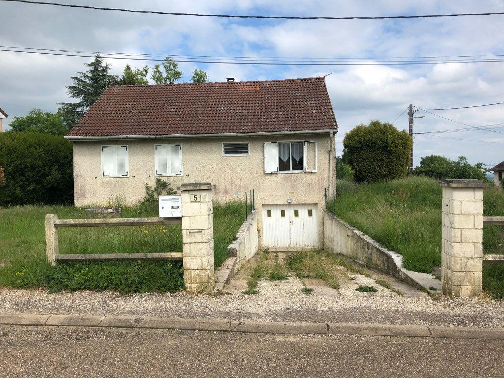 Maison à vendre 4 85.5m2 à Chalindrey vignette-1