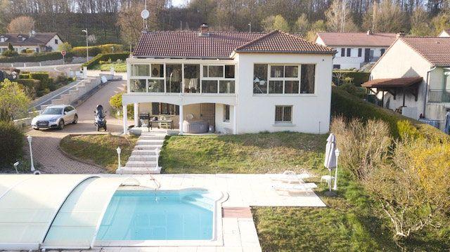 Maison à vendre 7 165m2 à Chamarandes-Choignes vignette-3