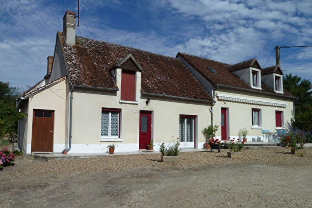 Maison à vendre 5 160m2 à Saint-Romain-sur-Cher vignette-1