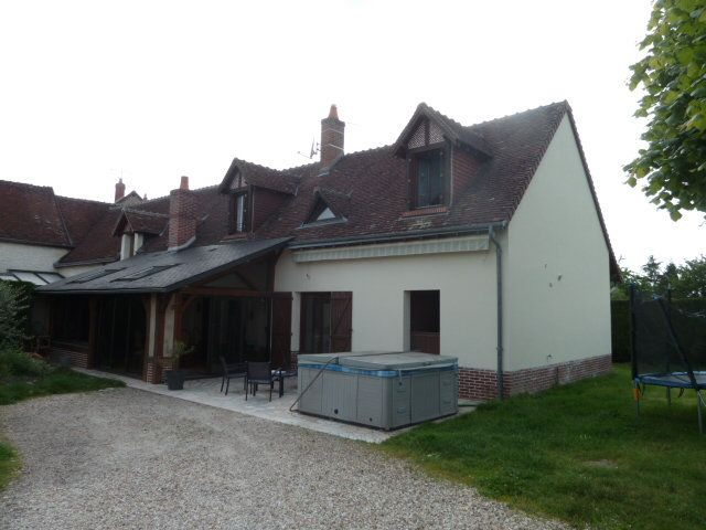 Maison à vendre 6 153m2 à Noyers-sur-Cher vignette-1