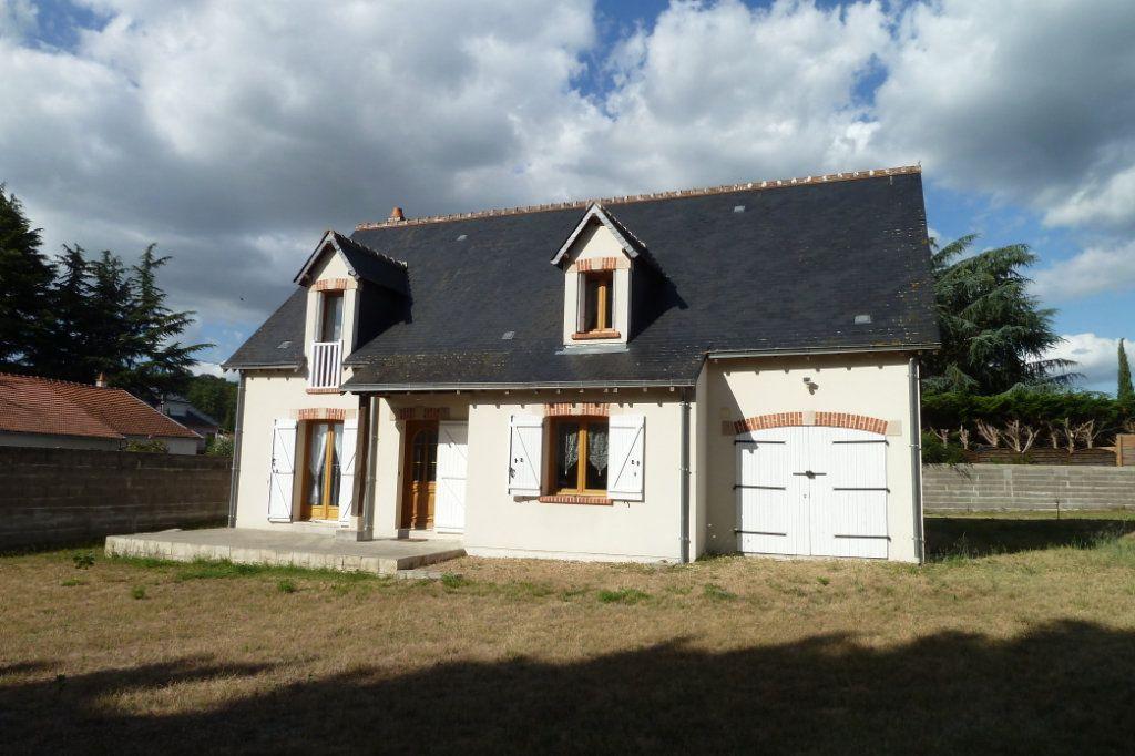 Maison à vendre 6 158m2 à Noyers-sur-Cher vignette-1