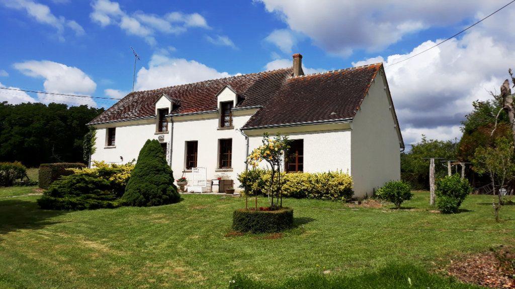 Maison à vendre 5 127m2 à Mareuil-sur-Cher vignette-1