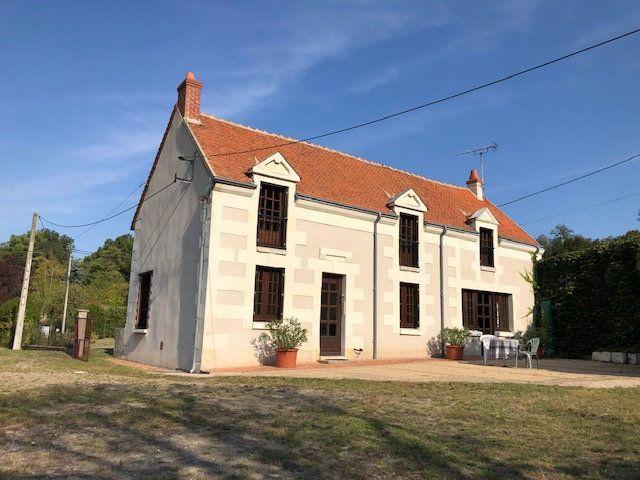 Maison à vendre 4 130m2 à Saint-Romain-sur-Cher vignette-1