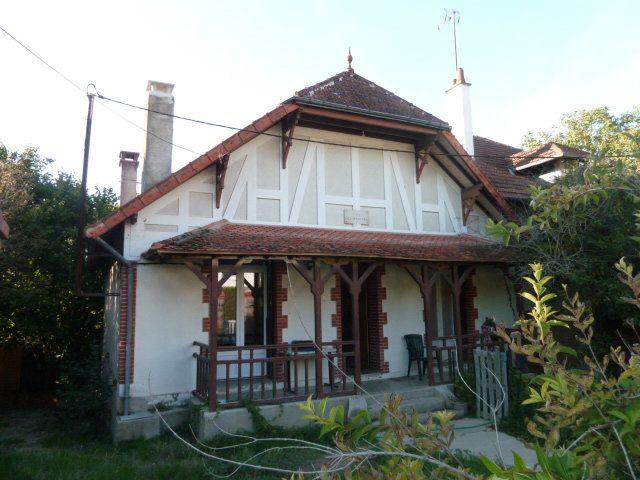 Maison à vendre 6 105m2 à Seigy vignette-1