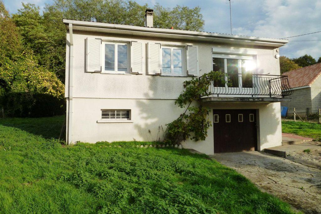 Maison à vendre 3 76m2 à Villentrois vignette-1
