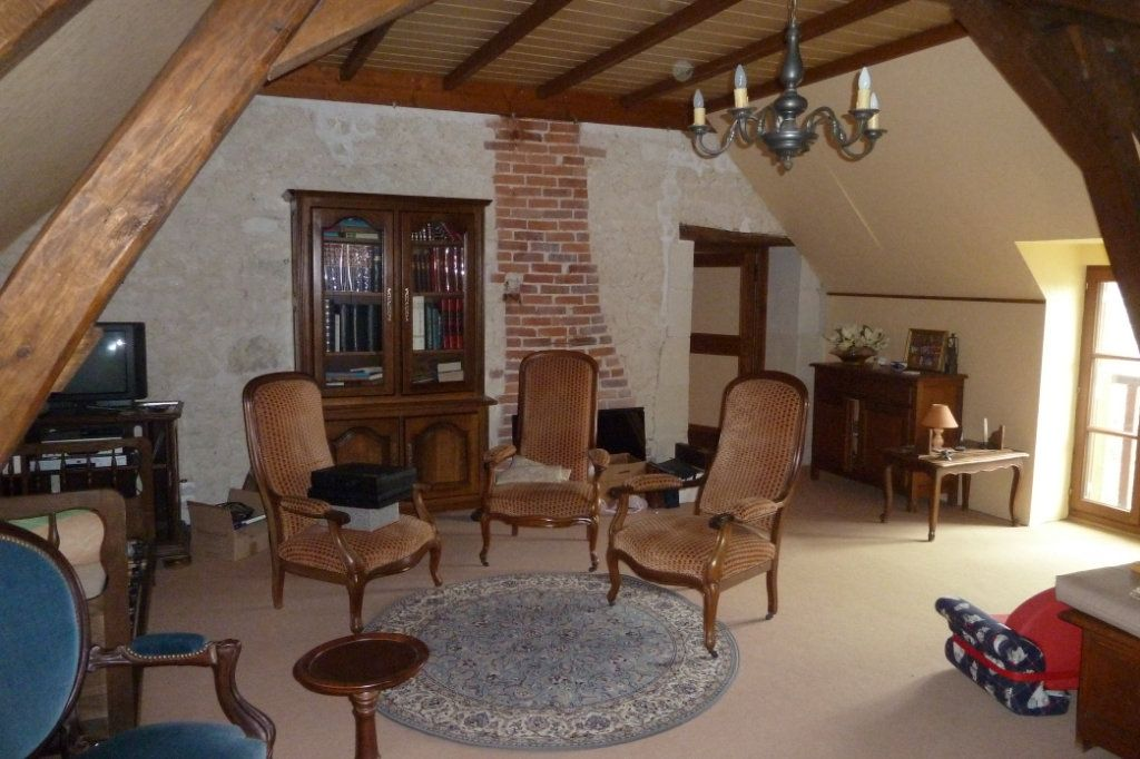 Maison à vendre 6 170m2 à Saint-Romain-sur-Cher vignette-7