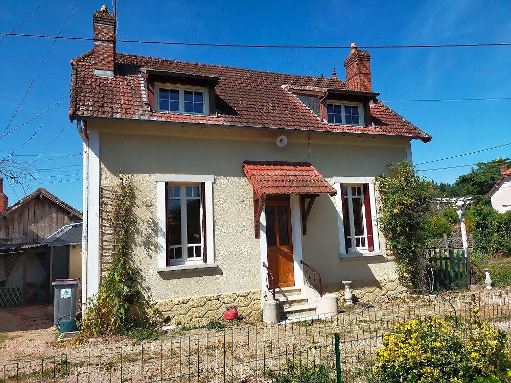 Maison à louer 4 80m2 à Noyers-sur-Cher vignette-1