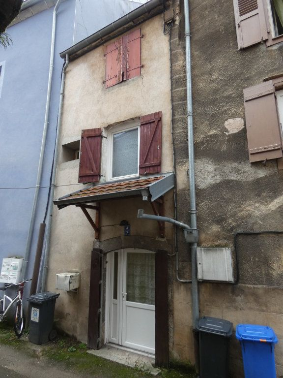 Maison à vendre 5 71.31m2 à Salins-les-Bains vignette-5