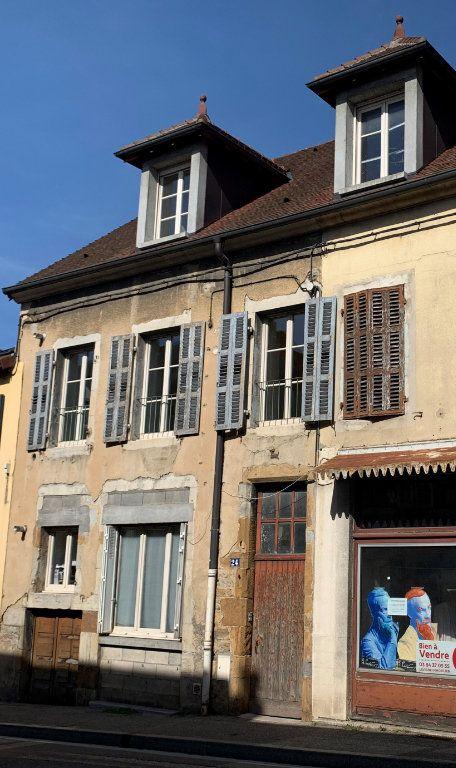 Immeuble à vendre 0 100m2 à Arbois vignette-1