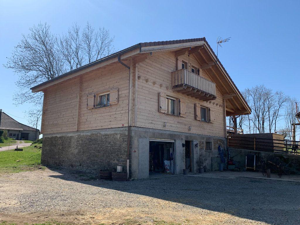 Maison à vendre 10 160m2 à Chaussenans vignette-3