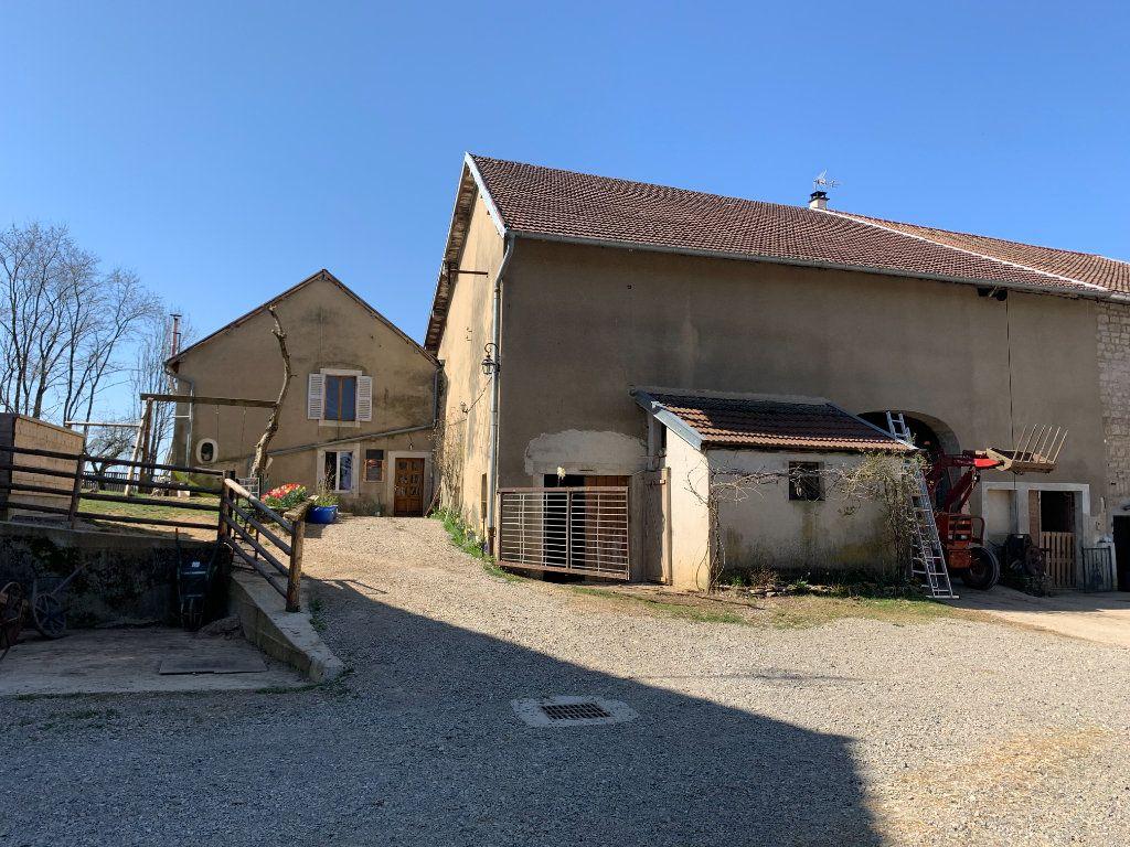 Maison à vendre 10 160m2 à Chaussenans vignette-4