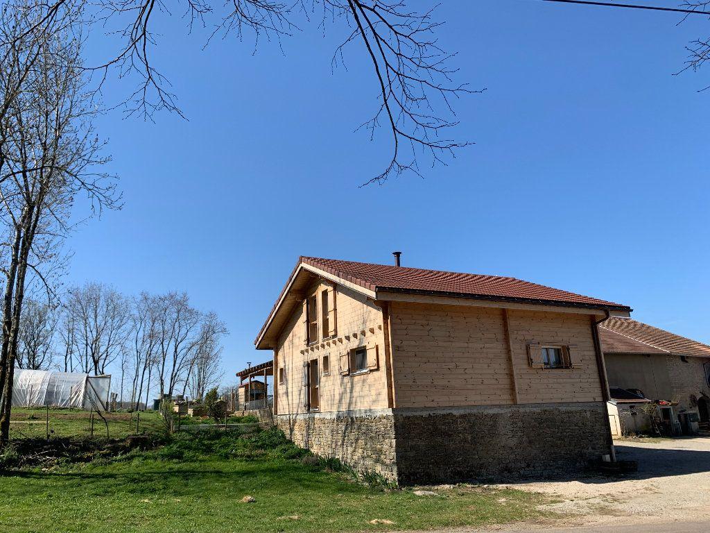 Maison à vendre 10 160m2 à Chaussenans vignette-13